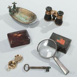 Group of Antique and Decorative Objects