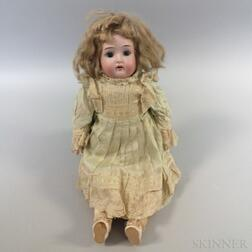 Franz Schmidt Bisque Head Doll