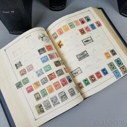 Large Collection of International Classic and Modern Stamps