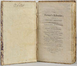 The Farmer's Kalendar; or, a Monthly Directory for all Sorts of Country Business.