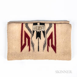 Navajo Wool Purse