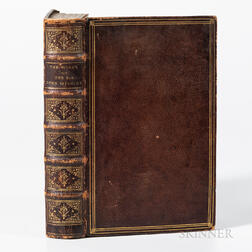 Wilkins, John (1614-1672) The Mathematical and Philosophical Works of the Right Reverend John Wilkins.