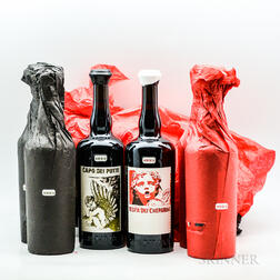 Sine Qua Non Eleven Confessions Vineyard MMXIV Estate Case, 6 bottles