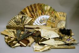 Collection of Lady's Fans