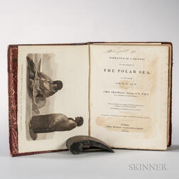 Franklin, John (1786-1847) Narrative of a Journey to the Shores of the Polar Sea, in the Years 1819, 20, 21, and 22.
