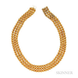 18kt Gold Necklace, Lalaounis