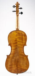 Dutch Violin, c. 1800
