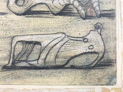 Henry Moore (British, 1898-1986)      Reclining Figures