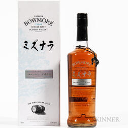 Bowmore Mizunara Cask, 1 750ml bottle (oc)