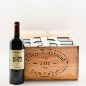 Chateau Tertre Roteboeuf 2016, 6 bottles (owc)