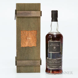 Black Bowmore 30 Years Old 1964, 1 70cl bottle (owc)