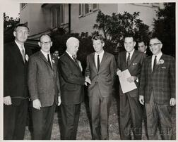 Kennedy, Robert Francis (1925-1968) Photograph Signed.