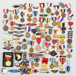 Group of American Military Medals