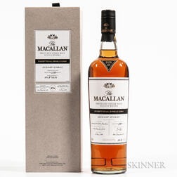 Macallan Exceptional Single Cask 12 Years Old 2005, 1 750ml bottle (oc)