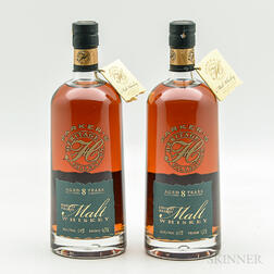 Parkers Heritage Collection Malt Whiskey 8 Years Old, 2 750ml bottles