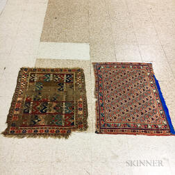Two Small Rugs