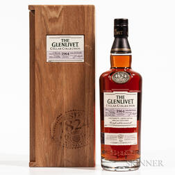 Glenlivet Cellar Collection 40 Years Old 1964, 1 750ml bottle (owc)