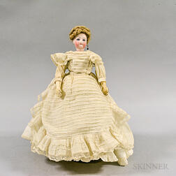 French Bisque Fashion Doll