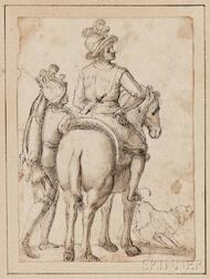 Italian School, 16th/17th Century      Returning from the Hunt