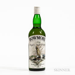 Sherriffs Bowmore, 1 26 2/3oz bottle