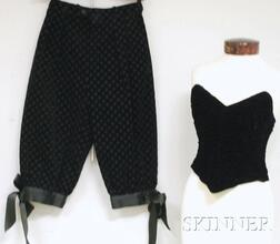 Two French Lady's Clothing Items