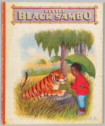 Little Black Sambo   by Helen Bannerman