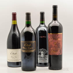Mixed California Magnums, 4 magnums