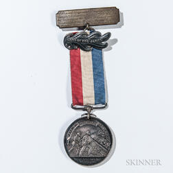 "Identified Army of the James ""Butler"" Medal"
