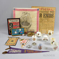 Extensive Group of American and International Political and Royal Memorabilia