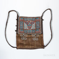 Philippine Beaded Bag, Kabir