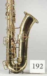 American Saxophone in C, Martin Band Instrument Company, 1924