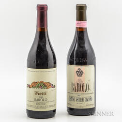 Mixed Barolo, 2 bottles