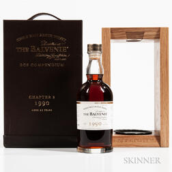 Balvenie DCS 25 Years Old 1990, 1 70cl bottle (pc)