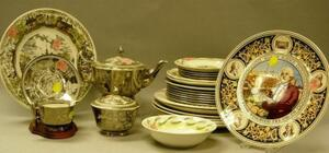 Twenty-eight Assorted Wedgwood Ceramic Items
