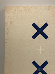 Various Artists:      The Portfolio X + X (Ten Works by Ten Painters)