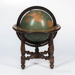 Eight-inch Kittinger Company Terrestrial Globe