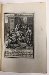 Weigel, Christoph (1654-1725) Bound Engravings from Biblia Ectypa  , c. 1695.