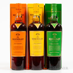 Macallan, 3 750ml bottles (oc)