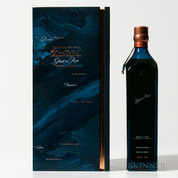 Johnnie Walker Blue Label Ghost & Rare, 1 750ml bottle (pc)