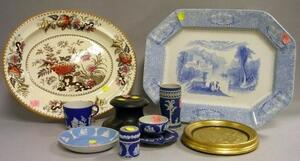 Ten Miscellaneous Wedgwood Ceramic Articles