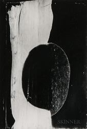 Minor White (American, 1908-1976)      Burned Mirror