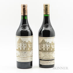 Chateau Haut Brion, 2 bottles