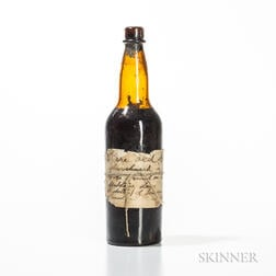 Rare Old Port purchased in 1886, 1 bottle