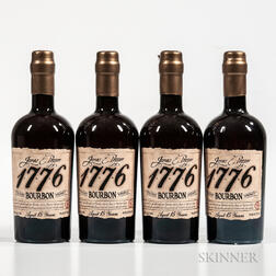 James E Pepper 1776 Bourbon 15 Years Old, 4 750ml bottles