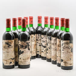 Chateau Leoville Las Cases 1978, 12 bottles