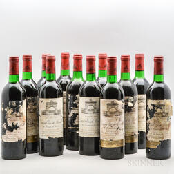 Chateau Leoville Las Cases 1978, 12 bottles (owc)