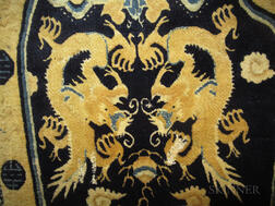 Dragon Saddle Rug
