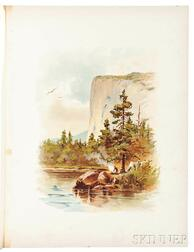 Yosemite Illustrated in Colors.