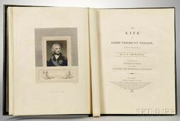 Churchill, T.O. (fl. circa 1800) The Life of Lord Viscount Nelson.