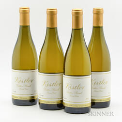 Kistler Dutton Ranch Chardonnay 2010, 4 bottles